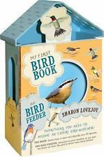 My First Bird Book and Feeder by Sharon Lovejoy (2012, Paperback)