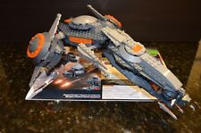 Halo Mega Bloks Promethean Gunship with REQ Code from set # CNG67 Vehicle Only
