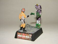 MAC Agent vs Child of Simon-seijin Figure from Ultraman Diorama Set! Godzilla