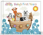 Baby's First Years Album Record Book by Marzipan Nursery