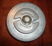 1960's 4-5.5hp Silver Century Plus British Seagull Outboard Flywheel R345A80GHF