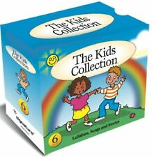 THE  KID'S COLLECTION - LULLABIES, SONGS & STORIES 6CDS  - FREE POST IN UK