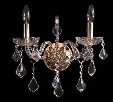 """NEW: GOLD WALL SCONCE 