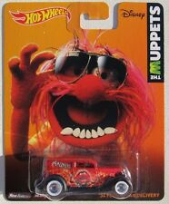 HOT WHEELS NOSTALGIA POP CULTURE THE MUPPETS DISNEY 1934 FORD SEDAN DELIVERY