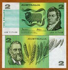 Australia, $2, ND (1985),P-43 (43e), UNC