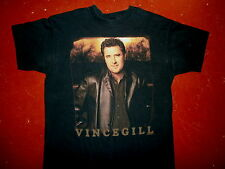VINCE GILL CONCERT T SHIRT Next Big Thing Tour 2003 Country LARGE