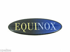 Genuine New PEUGEOT EQUINOX DOOR BADGE Emblem For 306 19997-2000 1.4 1.9D SED
