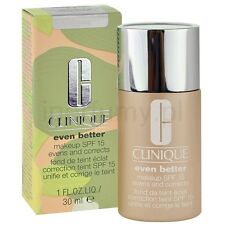 CLINIQUE EVEN BETTER MAKEUP SPF15 # 03  IVORY   2 MLs SAMPLE!!!