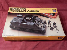 "Vintage 1/35 Italeri Testors Kangaroo Personnel Carrier # 826 ""1979"" Open Box"