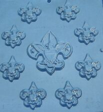 BOY SCOUT PIECES CHOCOLATE CANDY MOLD MOLDS PARTY FAVORS SCOUTS TROOP PARTY