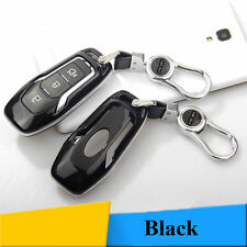 ​Black Auto FOB Key Housing Remove Key Cover Shell For Ford Mondeo Mustang