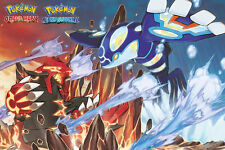 Pokemon Groudon and Kyogre Maxi Poster 61x91.5cm - FP3495
