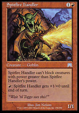 Spitfire Handler X4 EX/NM Onslaught MTG Magic Cards Red Uncommon