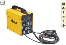 MIG  WELDER  130  AMP  PRICE INCLUDES VAT GASLESS MIG WELDER FLUX CORE