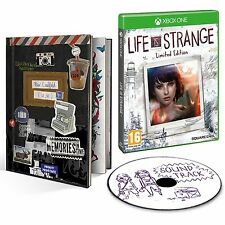 Life is Strange Limited Edition (XBOX ONE) BRAND NEW SEALED