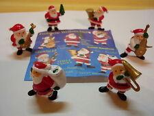 Onken / Fröhliche Weihnachten von 1996 mit 1 BPZ Fremdfiguren Satz