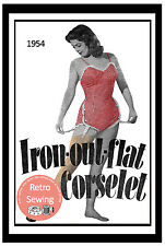 1950's Corselet Vintage Sewing Pattern