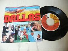 """AUGUSTO MARTELLI"""" DALLAS- disco 45 giri FIVE Italy 1981"""" SIGLA TV-PERFETTO"""