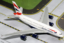 Gemini Jets British Airways Airbus A380 G-XLEB 1/400 Scale Model GJBAW1500