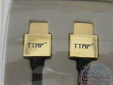 HDMI Mini-Kabel geschirmt mit Metallsteckern u. verg. Kontakten, 2,0 m | Schwarz