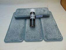 Carpet Stair pads / Mats / treads 7 off  with a FREE can of SPRAY GLUE 2109