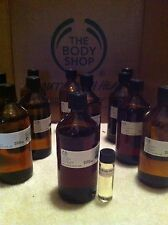 The body shop PERFUME OIL - ROSE MUSK 15 ML.