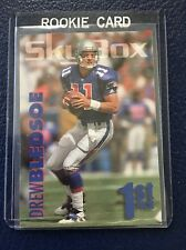 1993 SkyBox Impact Rookie Redemption #R2  Drew Bledsoe RC Patriots  NM/MT