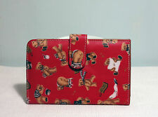 Brand New Dolly's Passport Case X-11 (Red)