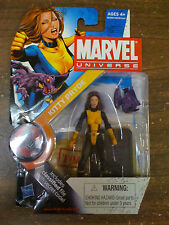 Marvel Universe Kitty Pryde Figure Classified File NEW Free Ship US HASBRO