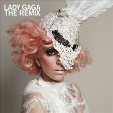 The Remix by Lady Gaga (CD, Aug-2010, Kon Live)