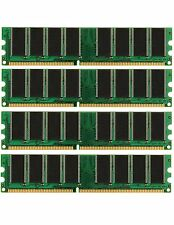4GB 4x1GB Memory HP/Compaq Pavilion a1220n Series DDR2