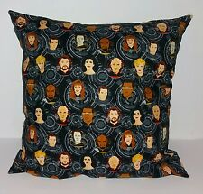 Handmade star trek the next generation coussin troy picard par geek boutique