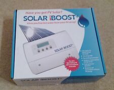 Solar iBoost+ New Version - Free Hot Water from your Solar Panels- Free Delivery