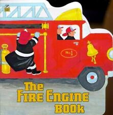 The Fire Engine Book (Look-Look) by Jesse Younger, Good Book