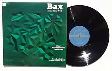 BAX SYMPHONY NO. 6 Norman Del Mar LP LYRITA RECORDS UK 1967 SRCS. 35 Stereo NM