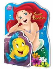 Swim Buddies Disney Princess Big and Little Board Book