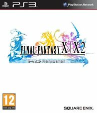 FINAL FANTASY X/ X-2  HD  REMASTER            -----   pour PS3