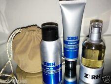 Zirh Men Clean Alpha Face Wash Fortify Conditioning Shampoo Eau De Toilette Set