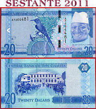GAMBIA  -   20  DALASIS nd 2015  -   P 33 -  FDS / UNC