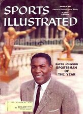 1959 Rafer Johnson Olympics SOY Sports Illustrated