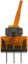 85911 DORMAN  ON OFF AMBER GLOW TOGGLE SWITCH 2 POSITION  20 AMP LOC#30