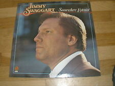 JIMMY SWAGGART somewhere listenin LP Record - Sealed
