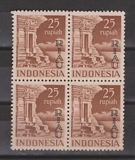 Indonesie Indonesia Riau nr 22 MNH sheet ; MUCH MORE RIAU in our ebay.nl shop