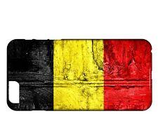 Coque iPhone 7 Drapeau BELGIQUE 07