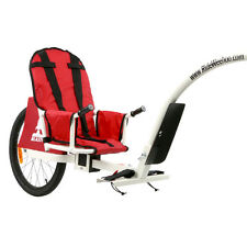 Weehoo iGo Blast Tag Along Child Bicycle Trailer