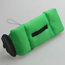 Waterproof Floating Foam Wrist Arm Strap For Canon Nikon Gopro 3  3+ 4 green