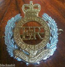 Royal Engineers Officers Cap Badge