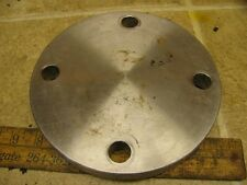 "3""x7 1/2"" 150# SS Stainless Steel Blind Flange 3 150 SA/A182 F304/L B16.5 PP-19"