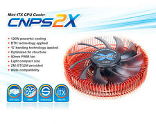 Zalman CNPS2X Low Profile Mini-ITX CPU Cooler AMD FM2/FM1/AM3+/AM3/AM2+/AM2