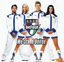 BEFOUR : WE STAND UNITED / CD (EDEL RECORDS 2008) - NEUWERTIG